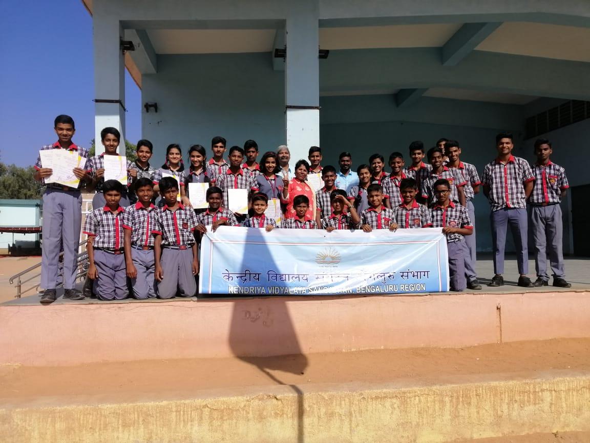 Kendriya Vidyalaya ASC Centre(S),Bangalore